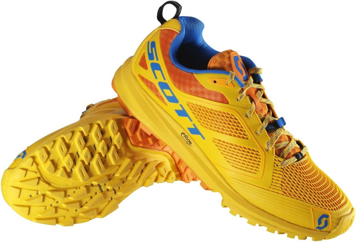 Scott - Kinabalu Enduro, Color Amarillo, Talla UK-8: Amazon.es: Deportes y aire libre