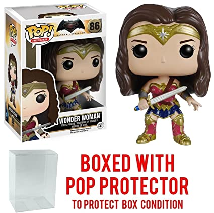 ed622f1b502 Image Unavailable. Image not available for. Color  Funko Pop! DC Heroes   Batman ...