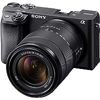 Câmera Fotográfica A6400 cLente 18-135mm Sony