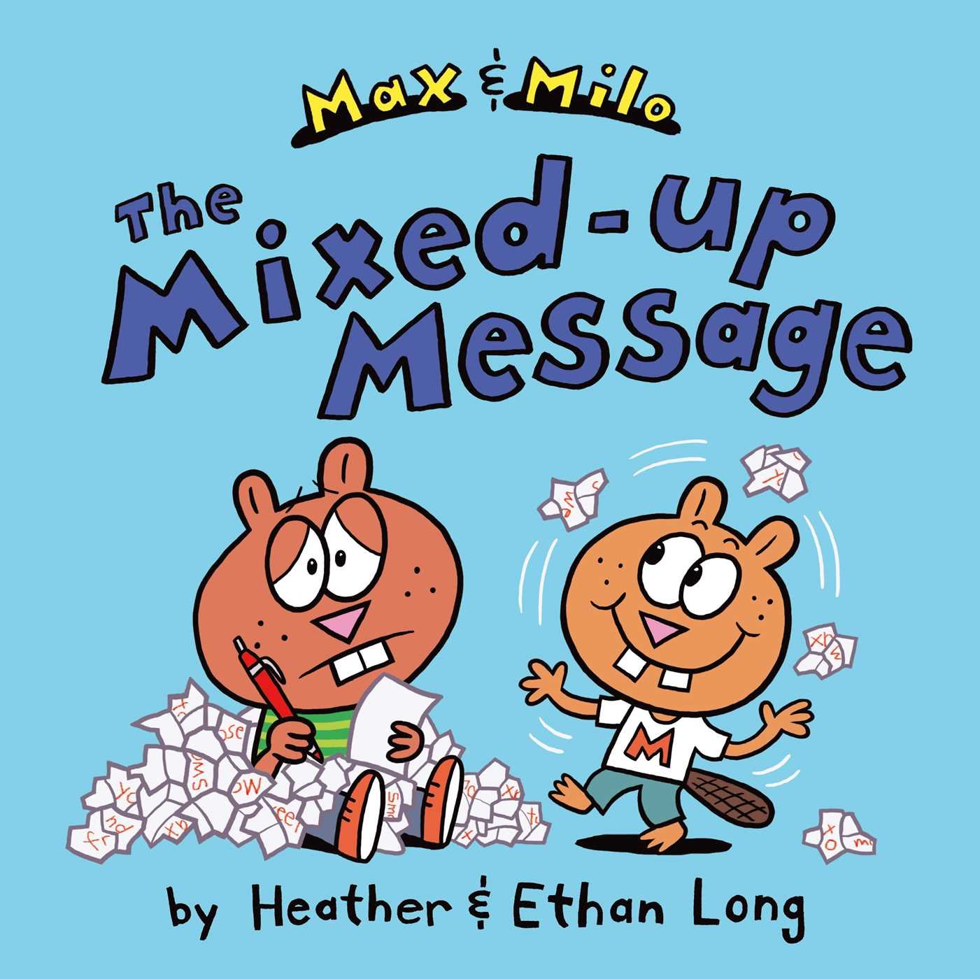 Download Max & Milo The Mixed-up Message (Max and Milo) pdf