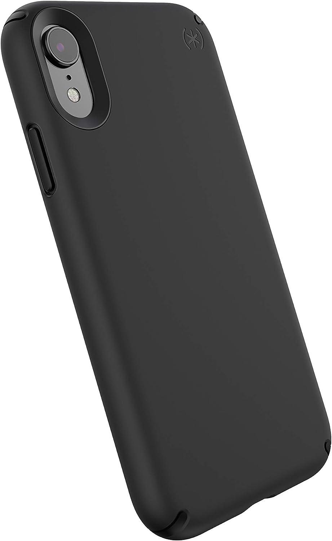 Speck Products Presidio Pro iPhone XR Case, Black/Black