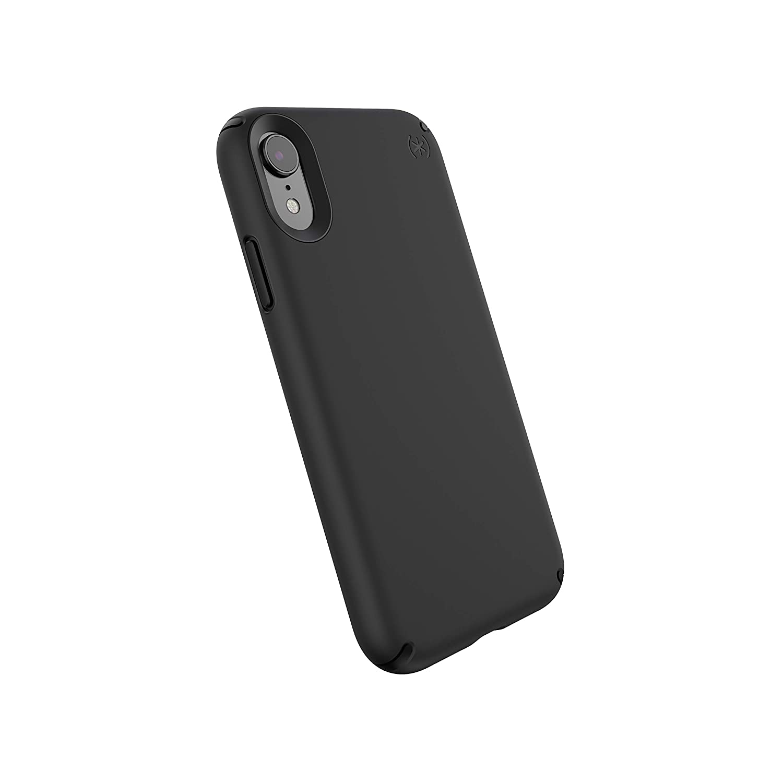 size 40 6f10f 6ea5f Speck Products Presidio Pro iPhone XR Case, Black/Black