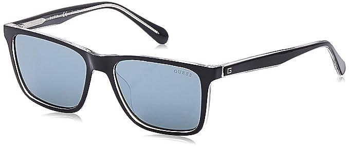 Amazon.com: Gafas de sol Guess (GU-6935 05C) color negro ...
