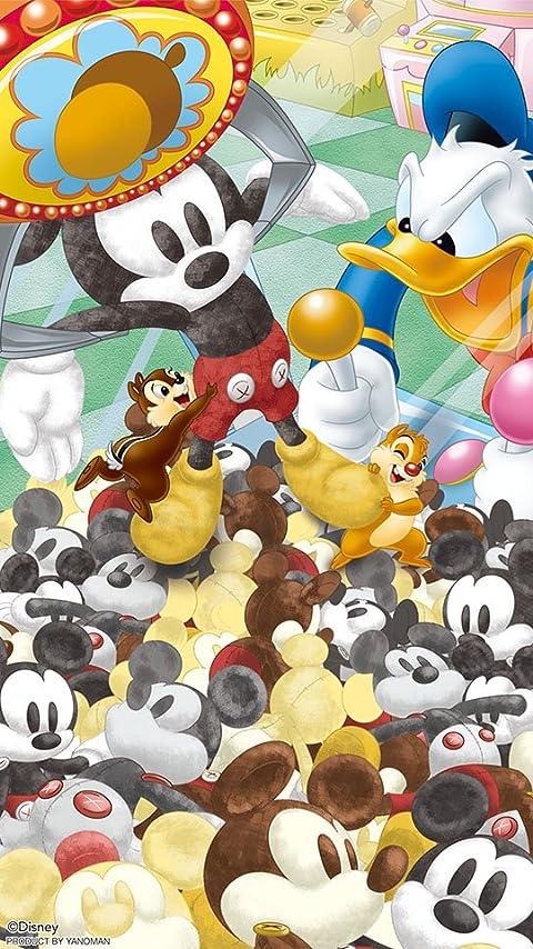ディズニー クレーンゲーム・バトル XFVGA(480×854)壁紙画像