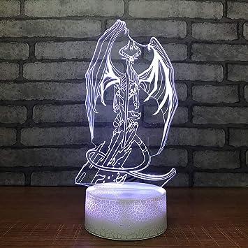 Bone Dragon Light para Que los niños toquen la Mesa de luz ...