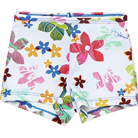 16f1e41b0a9c Amazon.com : Dakine Girls Toddler Swim Shorts : Sports & Outdoors