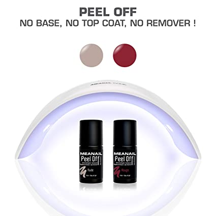 Lampara LED UV Secador de Uñas Esmalte Semipermanente Pintauñas Decoración  de Uñas Kit Manicura y Pedicura e93ca43df104