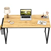 Deals on CubiCubi Computer Desk 47-inch Study Writing Table