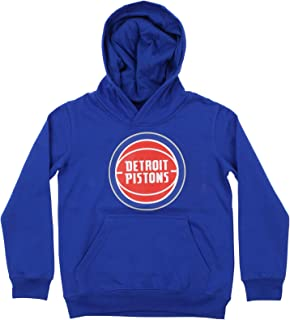 bf2ba0630b5 Outerstuff NBA Youth Boy s (8-20) Primary Logo Team Color Fleece Hoodie