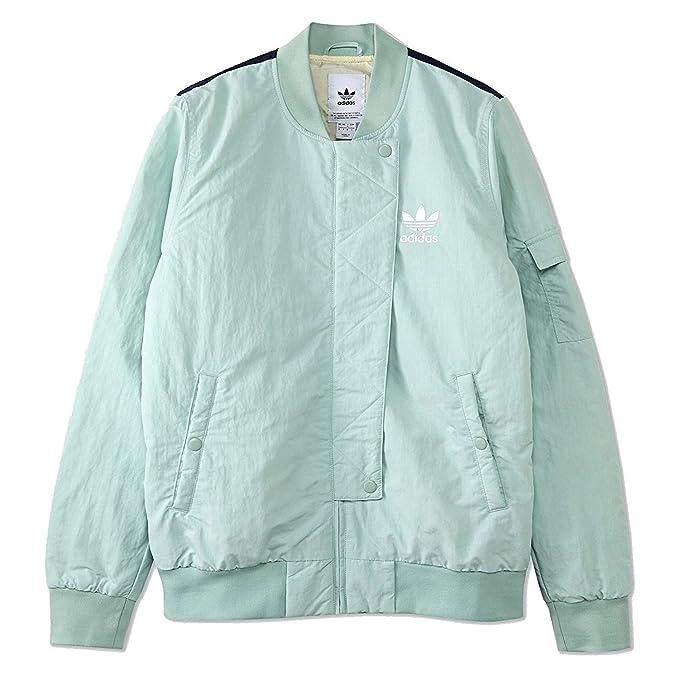 adidas Originals Padded Bomberjacke Blau Kleidung Jacken