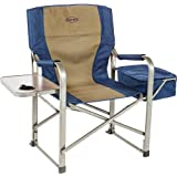Kamp Rite Director's Chair with Side Table and Cooler
