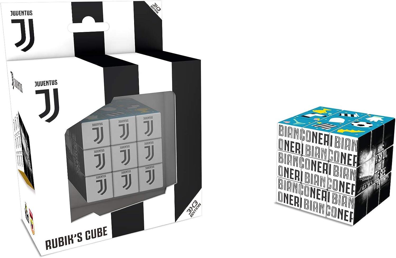 KARACTERMANIA Rubiks, Cubo RubikS 3x3 de Juventus (39801), Multicolor: Amazon.es: Juguetes y juegos