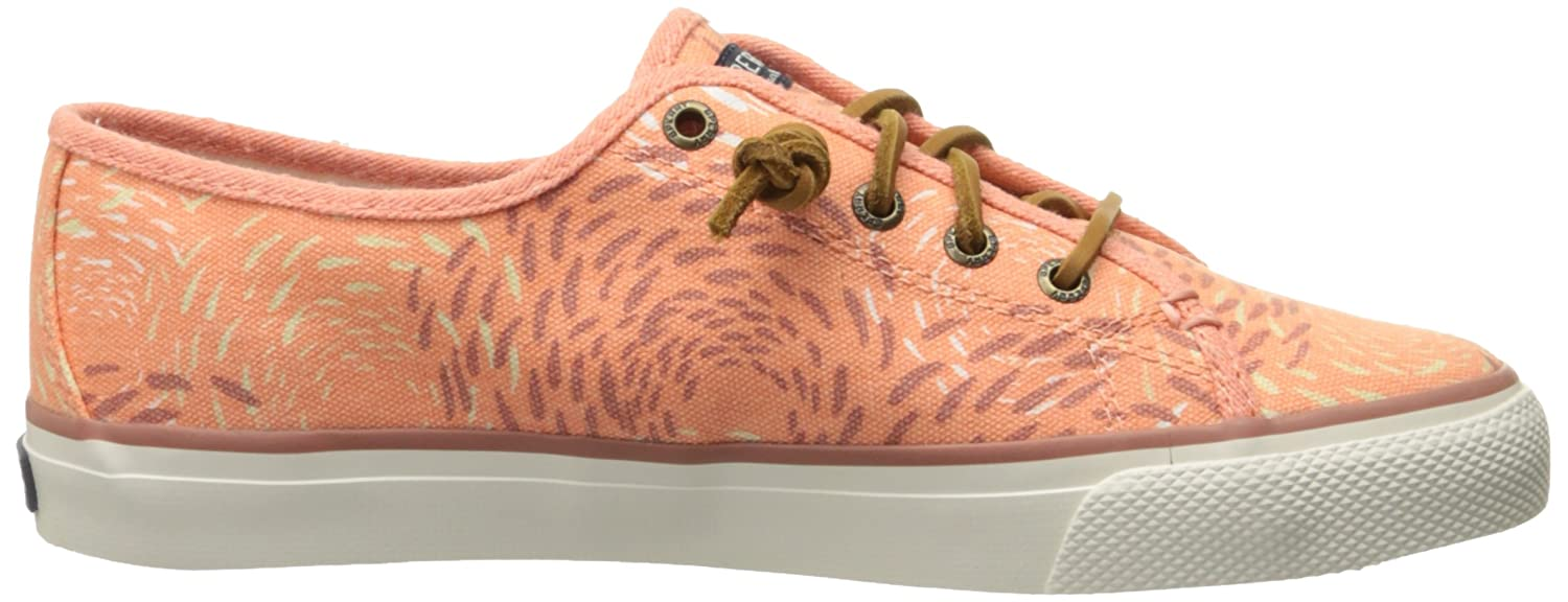 Sperry Top-Sider Womens Seacoast Fish Circle Fashion Sneaker
