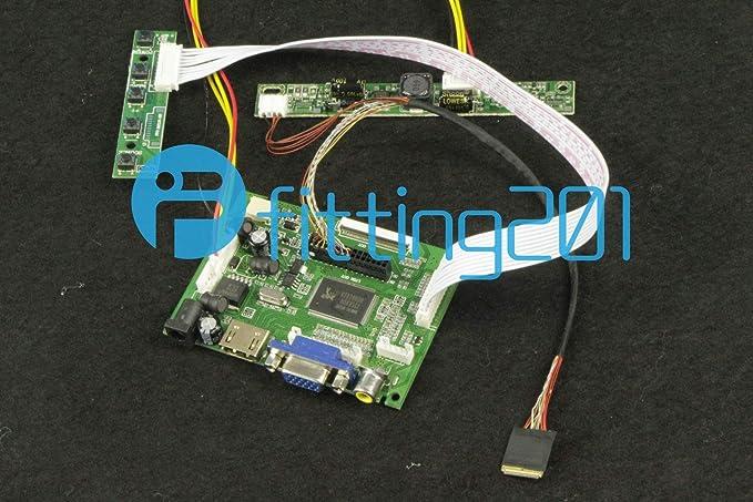 FidgetGear HDM+VGA LCD Controller Board Work for 9 7inch