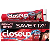 Closeup Ever Fresh Red Hot Gel Toothpaste Value Saver Pack, 2x150g