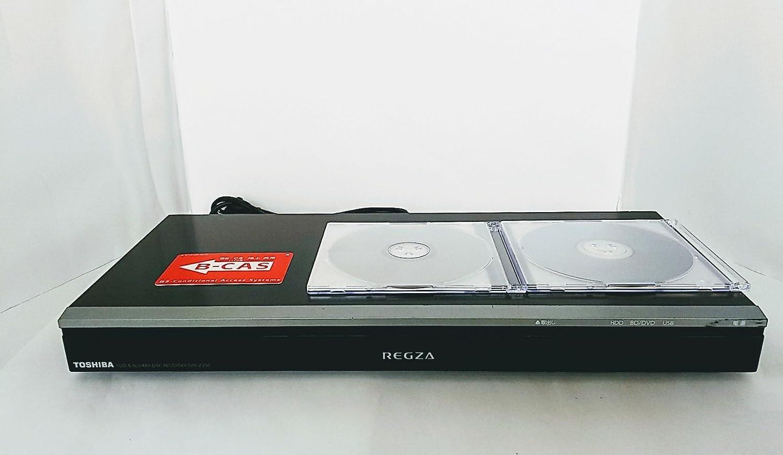 TOSHIBA REGZA ブルーレイレコーダー DBR-Z250 B008PM6F6I