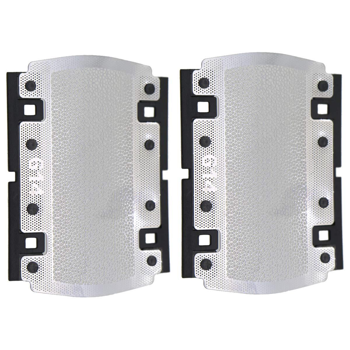 WyFun Foil Screen for Braun Pocketgo Pocket Twist E-Razor 614 350 355 370 375 5614 5615 P10 Shaver Razor