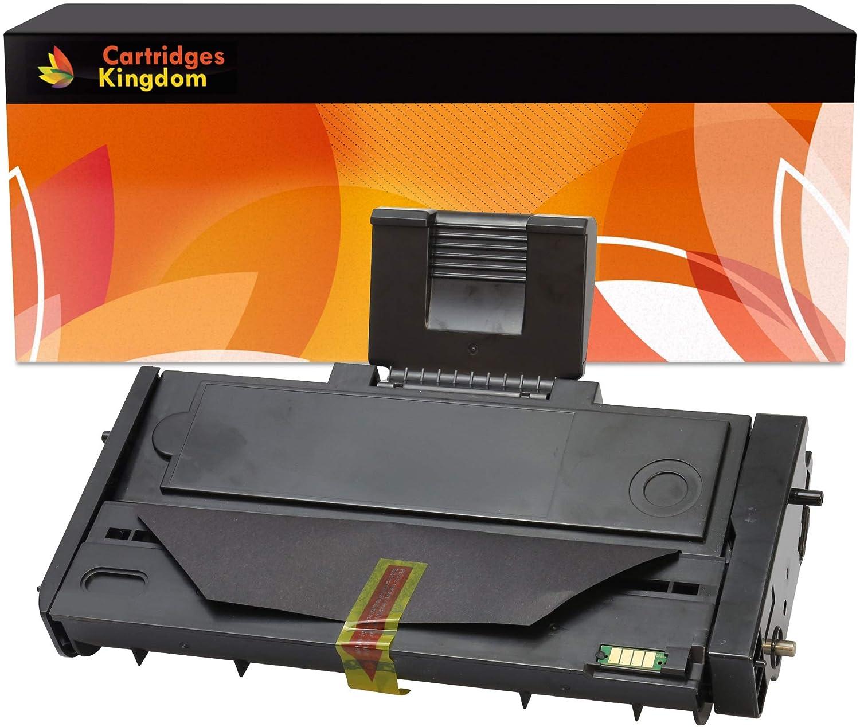 Cartridges Kingdom Compatible Cartucho de Tóner para Ricoh SP 200 ...