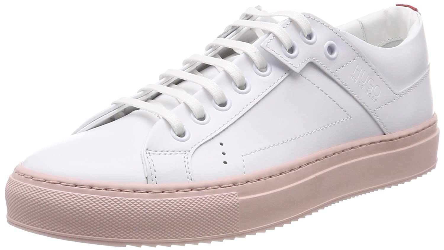 HUGO Damen Hackney Low Cut Turnschuhe