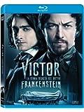 Victor - La Storia Segreta del Dottor Frankenstein (Blu-Ray)