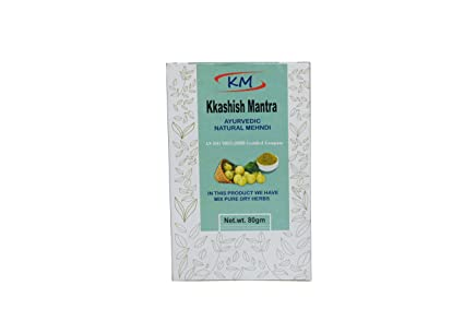 Kashish Mantra 100 Pure Natural Henna For Hair Dye Color 1
