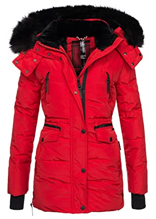 Warme modische winterjacke