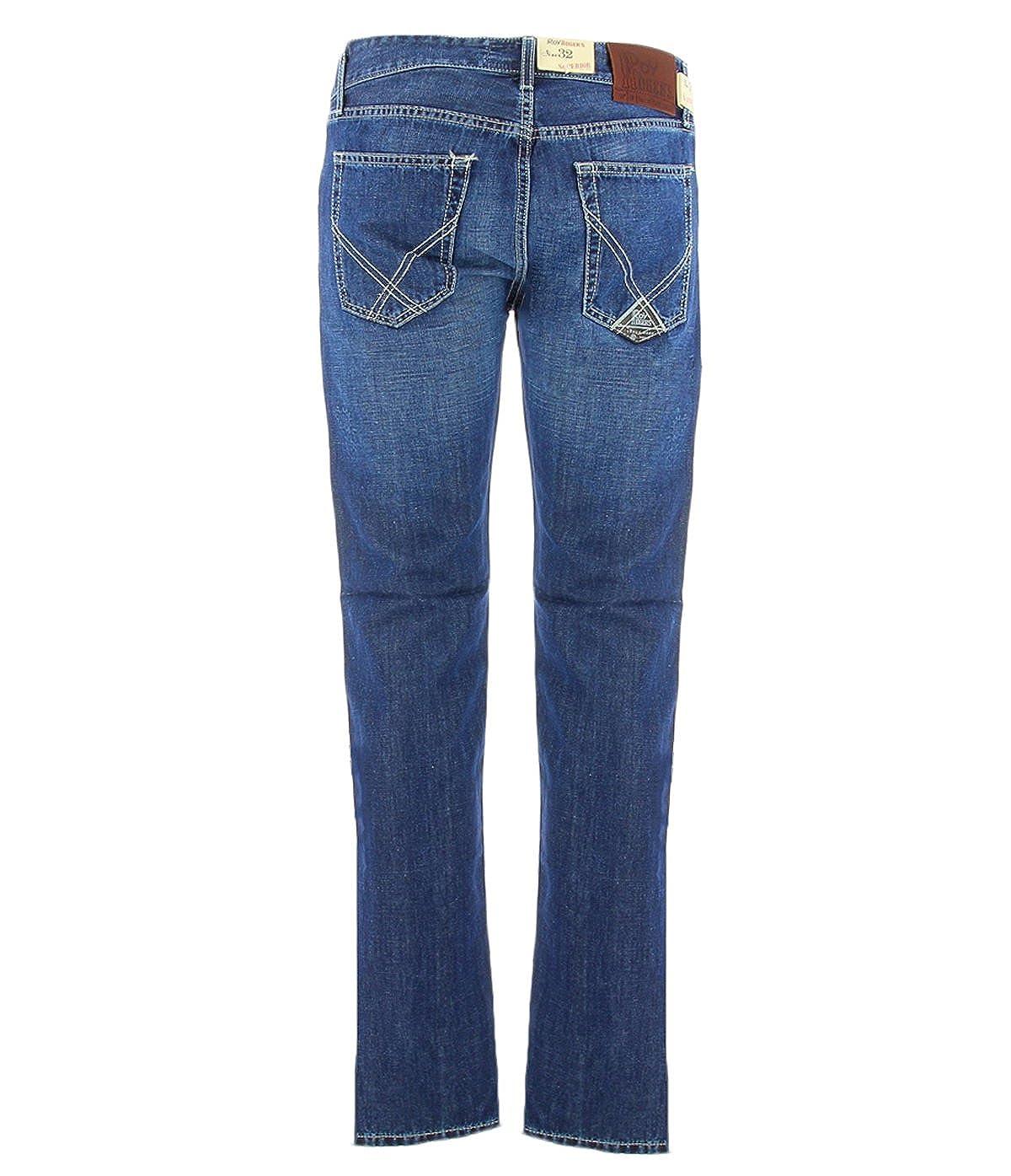 Roy Rogers Linen Blend Jeans