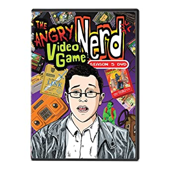 Amazon.com: Angry Video Game Nerd Season 5: James Rolfe, Mike ...