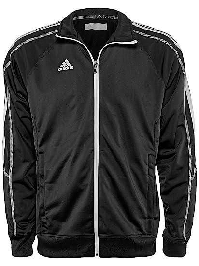 a0e1d73257 Amazon.com  Adidas Climalite Select Mens Training Jacket  Sports ...