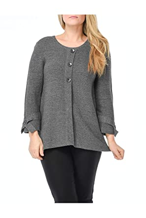 Habitat Clothes Tie Sleeve Crew Sweater At Amazon Women S Clothing
