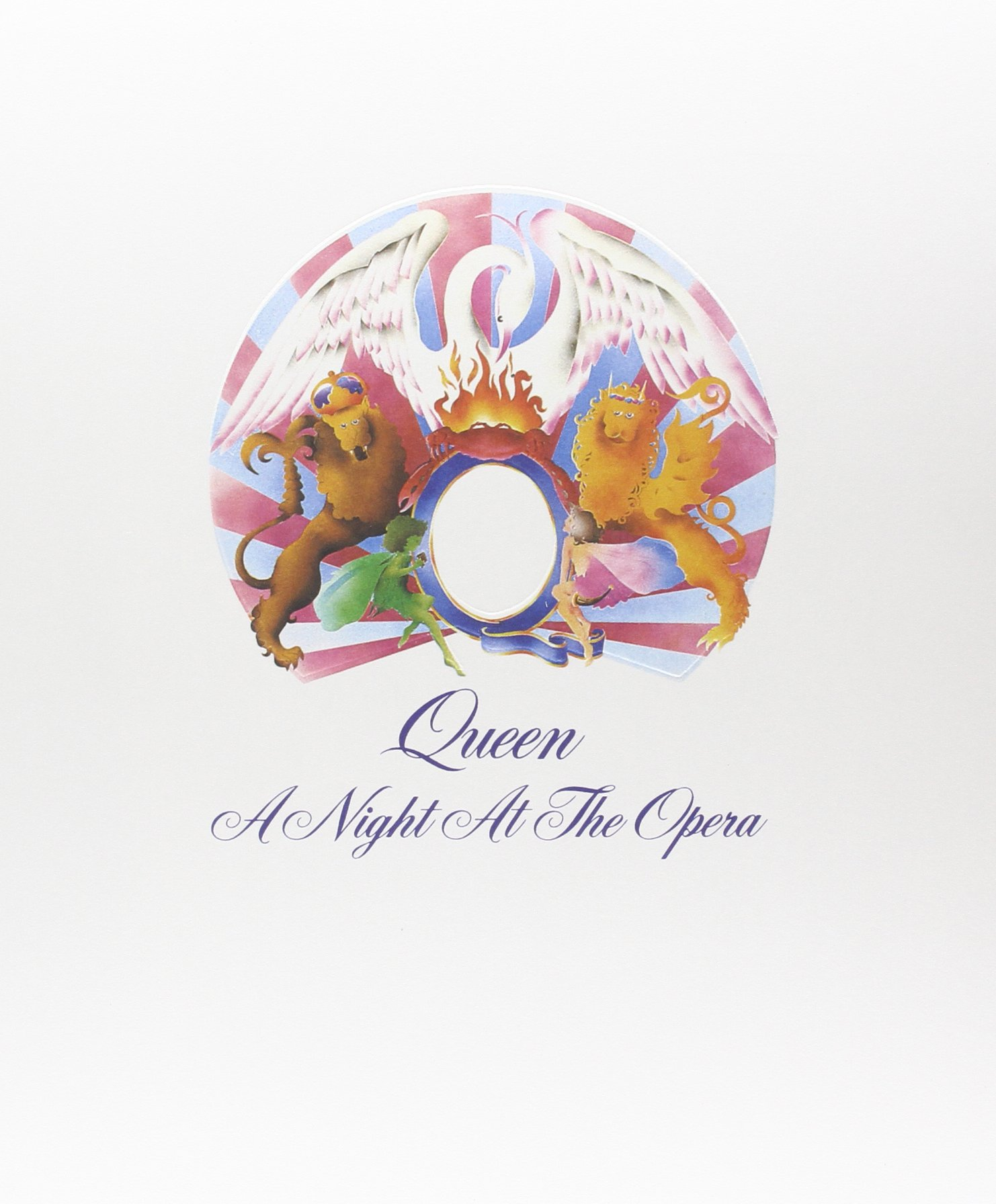 A Night at the Opera [Vinyl] by Hollywood Records