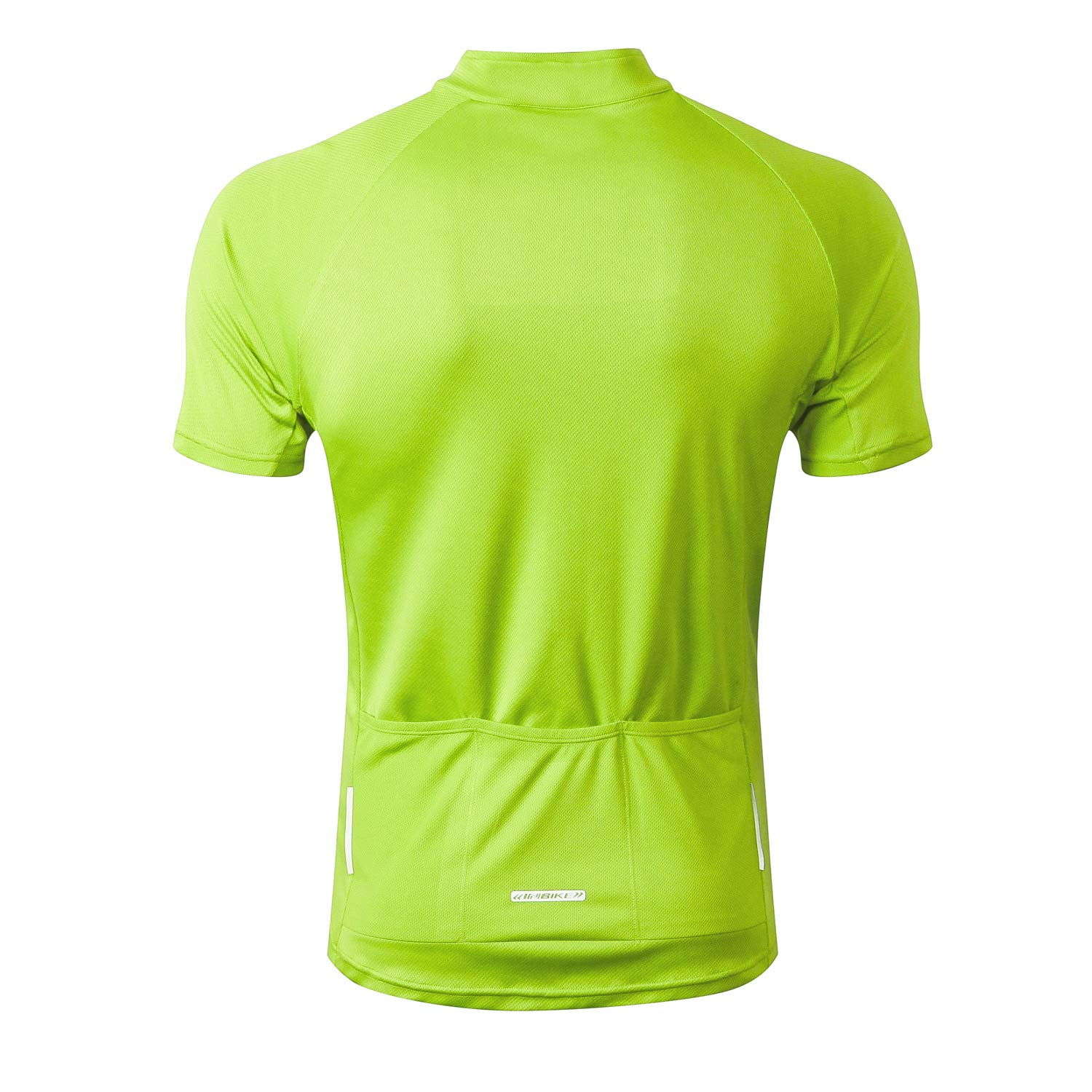 INBIKE Mens Moisture Wicking Short Sleeve Quick Dry Bike Jersey Running Tops Breathable Basic Shirts for Sports