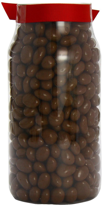 Rita Farhi Milk Chocolate Covered Raisins in a Gift Jar, 870g ...