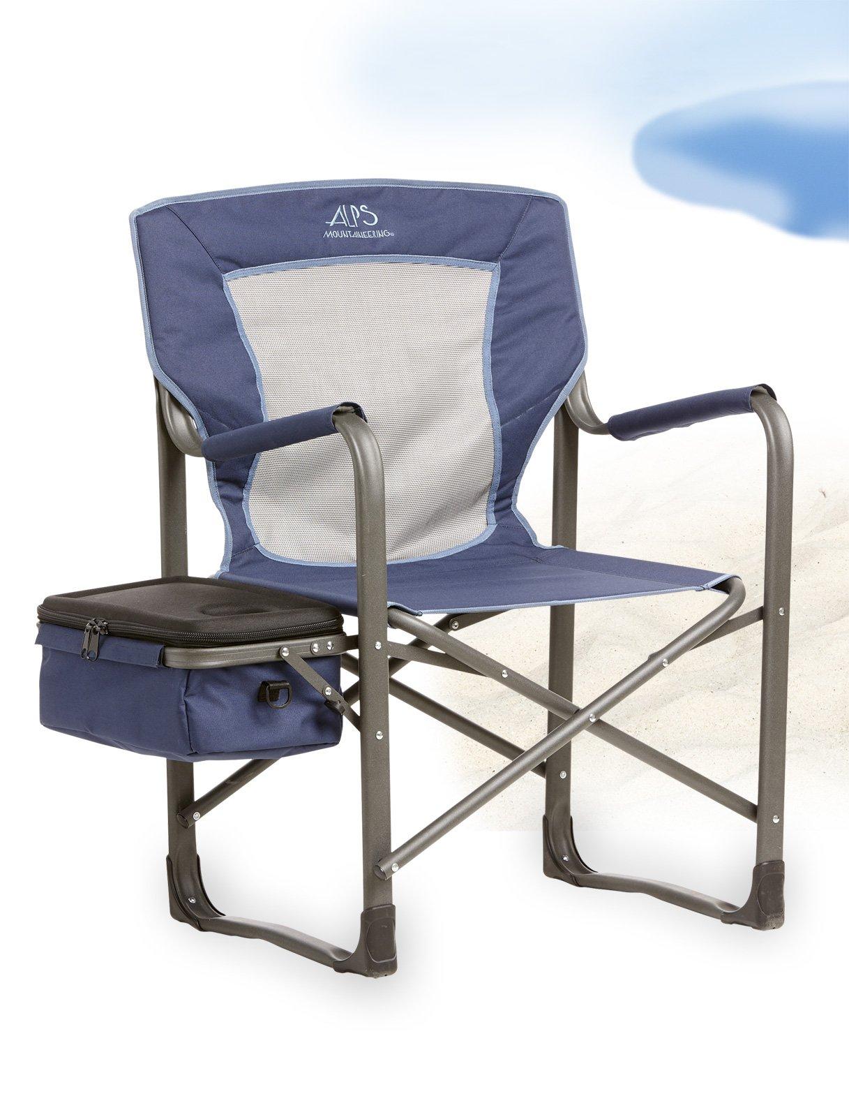Alps Coastline Chair with Table (Blue)
