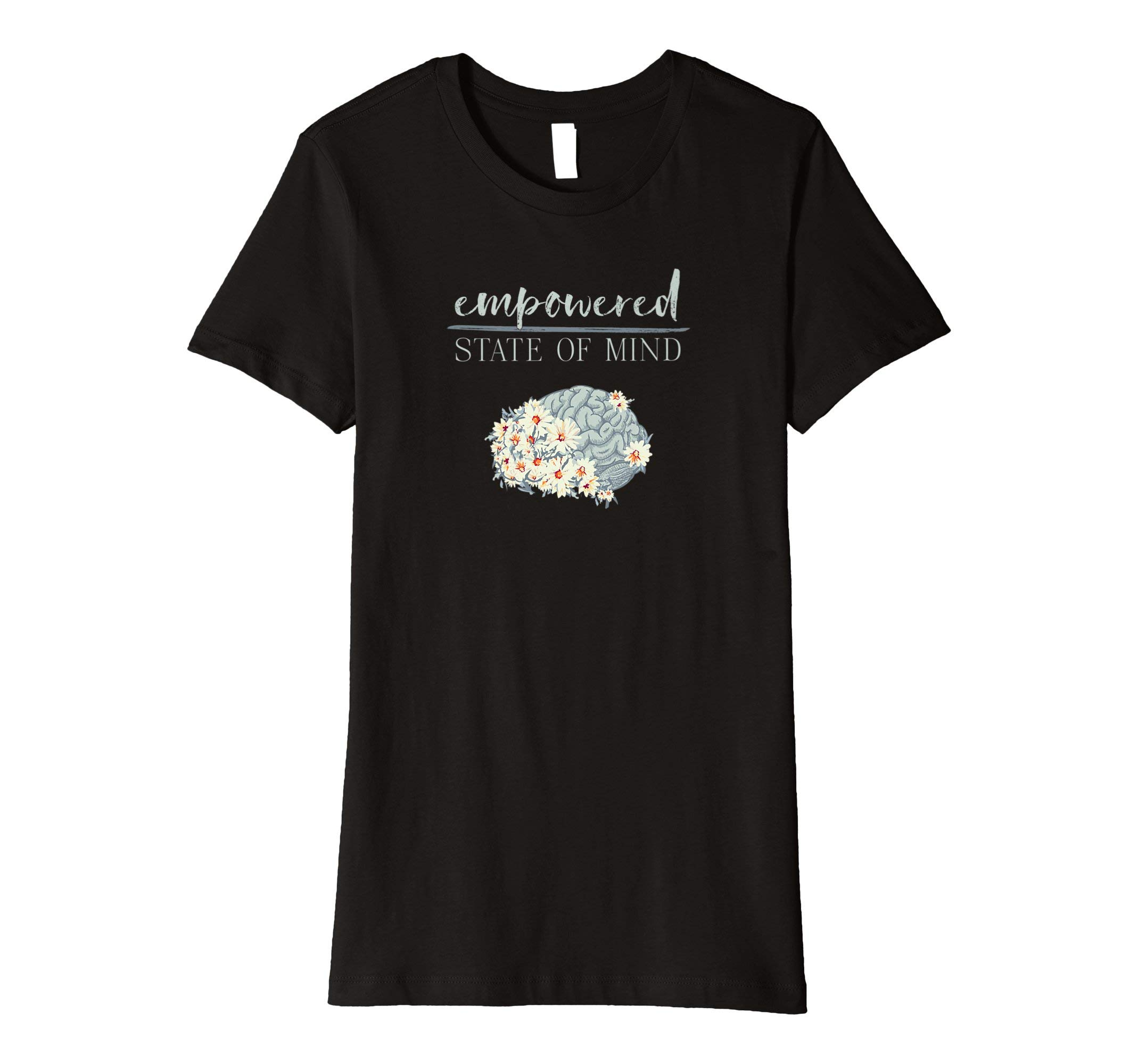 Empowered State of Mind T-Shirt by Live Purposefully (Image #1)