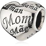 Pandora 791112 - Ciondolo da donna, argento sterling 925