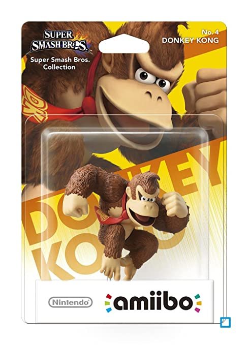 30 opinioni per Amiibo Donkey Kong- Super Smash Bros. Collection
