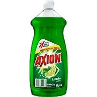 Axion Detergente Lavatrastes Liquido Limon, 900 ml, 1 Unidad