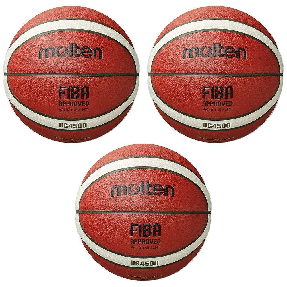 Fan Sport 24 Molten B6G4500-DBB Fiba - Balón de Baloncesto (Talla ...