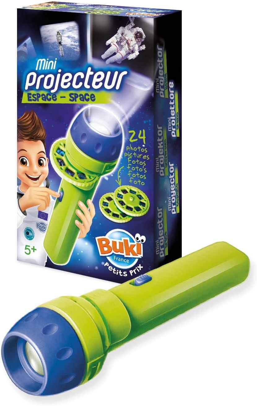 Buki France 6302SPA - Mini proyector espacio: Amazon.es: Juguetes ...