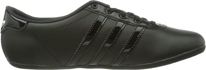 adidas Originals Damen Nuline Sneakers, Schwarz (Core Black