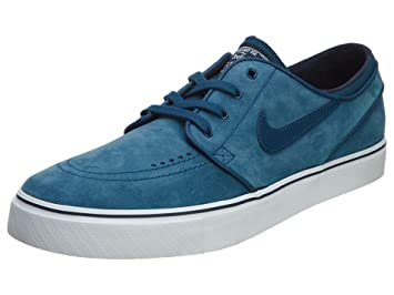 754b6187b39f NIKE SB Zoom Stefan Janoski SE - Blue Force Obsidian-White-Blue Force