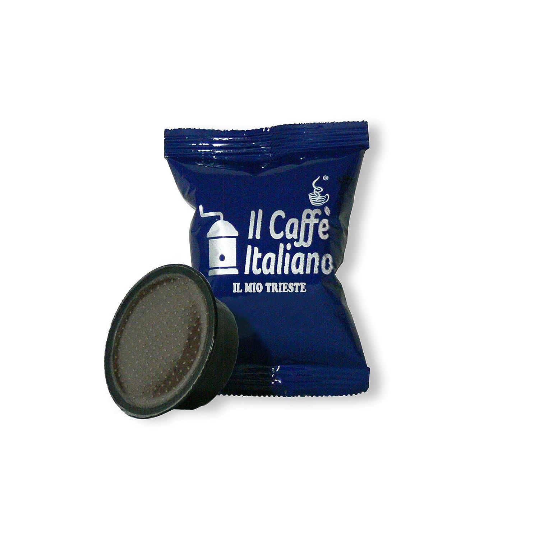 100 Cápsulas de café Lavazza compatibles A modo mio - 100 café Trieste cápsulas compatibles máquinas de café Lavazza A modo mio - 100 cápsulas compatibles ...