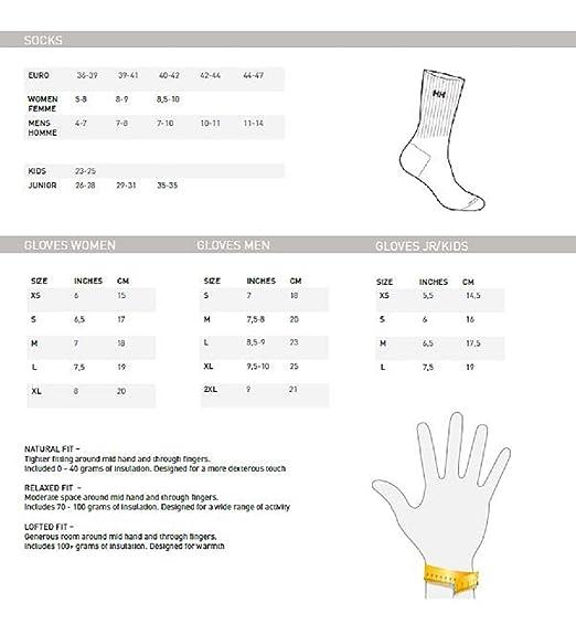 Amazon.com: Helly Hansen Velocity Insulated – Chaqueta de ...