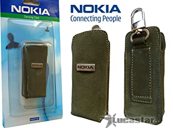 Nokia Funda Original 6230i Ante Verde CNT-191: Amazon.es ...