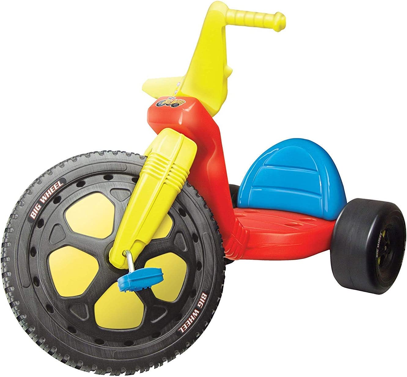 The Original Junior 11 Big Wheel Trike Original Big Wheel Tricycle for Kids 3-8