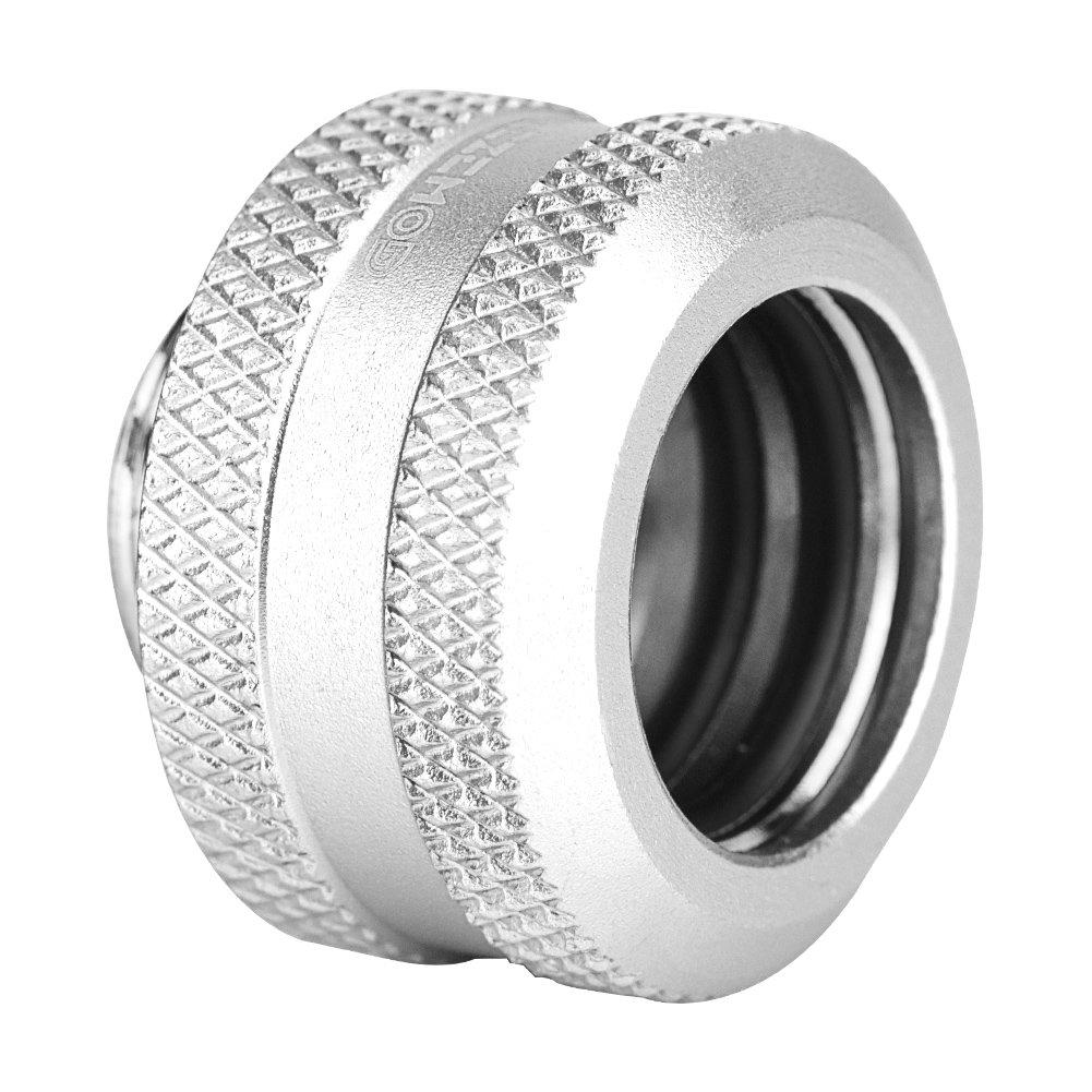 Raccord de refroidissement par eau Raccord de compression par refroidissement par eau pour tube acrylique rigide OD 16mm #3