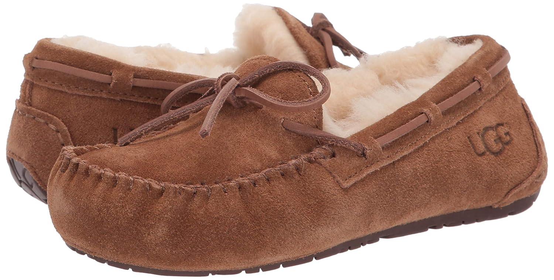 fe1f588dd Amazon.com | UGG Kids' K Dakota Slip-on | Slippers