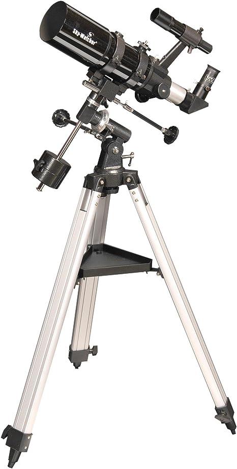 Skywatcher Startravel-80T - Telescopio Refractor con trípode para ...