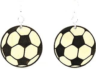 product image for Soccer Ball Earrings